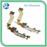Barato para la carga portuaria del conector de cable de la flexión del muelle para el iPhone 4S