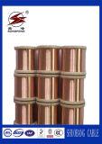 Fil de cuivre émaux par résistance à hautes températures