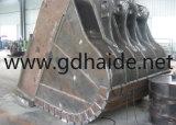 Cubeta da rocha para a máquina escavadora de Hitachi Ex1900 (HD-YSD1800)
