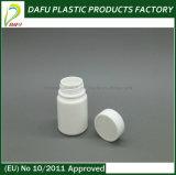 миниая бутылка Plasctic HDPE 30ml с крышкой винта