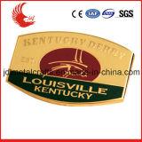 La aduana de la fábrica bordó insignia militar de la insignia