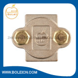 Conductor de cobre Crossover Tape Clamp para Grounding Earthing