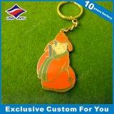 Chaveiro chaveiro chinês do chaveiro do kit Chaveiro personalizado do esmalte do metal com logotipo personalizado