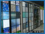 Membrane décorative lustrée élevée de PETG