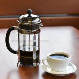 手動フランス人の出版物のコーヒーメーカー