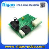 Router PCBA di elettronica con le parti