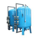 Automatische Wellengang-Sandfilter-Druckbehälter-Wasserbehandlung