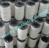 로마 장님을%s 보충 구슬로 만드는 백색 플라스틱 사슬