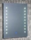 개체 현대 유리제 목욕탕 LED 미러 (LZ-006)
