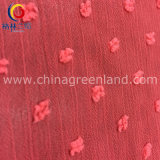 Tessuto del jacquard del poliestere per l'indumento del vestito dalla donna (GLLML231)