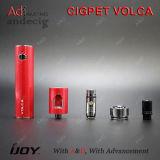 Ijoy Cigpet Volca 시동기 장비 1500mAh와 1.8ml Ijoy Cigpet Volca 시동기 장비