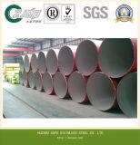 316 304 420 Tube à tuyaux en acier inoxydable à tuyaux soudés