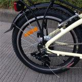 """熱い販売の20 """"小型折りたたみの電気バイク"""