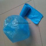 HDPE/LDPE de plastiek Gekleurde Vuilniszak van Vuilniszakken