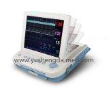 Moniteur patient de sensibilité de la CE de rythme cardiaque foetal enceinte approuvé élevé d'équipement médical