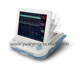Monitor paciente Fetal elevado de frequência cardíaca de equipamento médico da sensibilidade