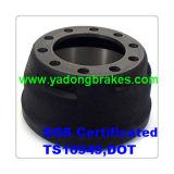 Tambour de frein du tambour de frein de pièce de camion 3774X/Webb 65554b