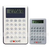 La novedad diseñó la calculadora de escritorio en forma de L de 8 dígitos (LC280)