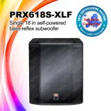 Audio strumentazione di Prx618s-Xlf casella dell'altoparlante di PA di 18 pollici con l'amplificatore