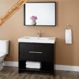 Armário moderno do banho da alta qualidade da madeira Fed-1260 contínua