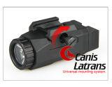 Taktische Waffe eingehangenes LED-Taschenlampen-Jagd-Licht