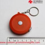 misura di nastro di plastica di figura rotonda dell'utensile manuale di 1.5m