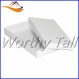 Rectángulo de regalo de lujo con el pequeño rectángulo reciclado del recuerdo de la presentación de la tapa