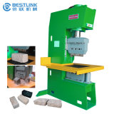 CER Certificate 160tons Hydraulic Natural Stone Block Splitting Machine