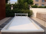 Endloses Swim SPA mit Pool Cover