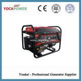 5.5kw強力なエンジン電気ガソリン発電機