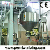 Doble cono Powder Blender (Permix, PDC-100)