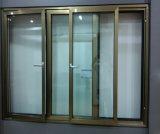 Feelingtop hölzernes diebstahlsicheres Aluminiumfenster
