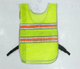 Het Vest van de veiligheid met de Weerspiegelende Band van het Kristal