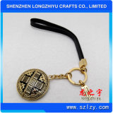 주문 고품질 금속 USB 열쇠 고리 공급자