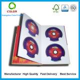 CD van het Karton van de douane de Druk Wholesales van het Geval in China