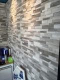 Revestimento de mármore cinzento da parede de China, Corber&#160 Manufactured; Pedra da cultura