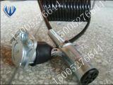 5 Kern-Stecker-Schlussteil-LKW-Spirale-Kabel