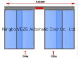 Kit de puerta corredera automática Set con controlador digital