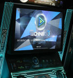 Máquina de juegos video máxima de la arcada de DJ de la venta caliente para la venta