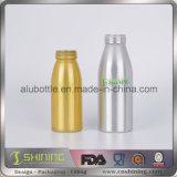 De ronde Zilveren Fles van de Drank van de Drank van het Aluminium