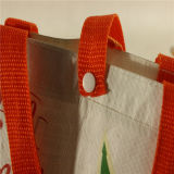 Pp Woven Nonwoven Shopping Bag per Carrying in Supermarket (MECO150)