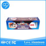 Papier d'aluminium 8011 de fournisseur de la Chine pour le cuisinier