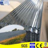 Roofing를 위한 물결 모양 Steel Sheet