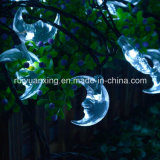 Mond Solar String Lights für Outdoor, Wedding, Weihnachtsfest (White)