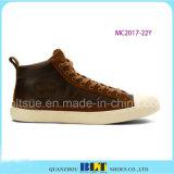 Zapatos de lona de los hombres para las ventas al por mayor