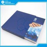 Fabricante de la impresión del compartimiento del catálogo del libro
