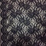 면에 의하여 뜨개질을 하는 형식 아프리카 앙카라 요가 레이스 직물