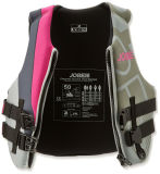 Giubbotto di salvataggio, riflettente, maglia di sicurezza, Swimwear, sport di acqua Wm-221