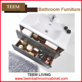 虚栄心Combo TypeおよびYes Include Mirror Solid Wood Bathroom Wash Basin Cabinet