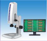 Microscope visuel d'orientation automatique avec l'image claire pour l'inspection entrante de production d'inspection